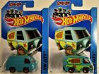 HOT WHEELS 2012 SCOOBY DOO MYSTERY MACHINE ERROR CARD NEW IN PACKAGES 1 OF 1 84