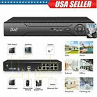 BNT 8CH 1080N POE NVR Network Video Recoder CCTV Security Camera System 1TB HDD