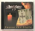 DOKKEN- ERASE THE SLATE CD ** Like New **