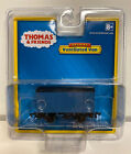 Bachmann HO Scale Thomas & Friends Deluxe Blue Ventilated Van Box Car #77026