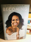 Becoming Michelle Obama SIGNED Hardcover as New
