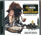 THE PRIVATE LIFE OF SHERLOCK HOLMES Miklos ROZSA CD SEALED OOP Original Score