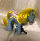 My Little Pony Vintage MLP G1 1989 BRILLIANT BLOSSOMS Carousel Merry Go Round