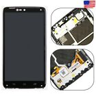 LCD Display Touch Screen Digitizer +Frame For Motorola Droid Turbo XT1254 XT1225