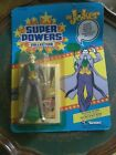 Kenner Toys 1984 Super Powers DC Collection The Joker MOC rare light crease