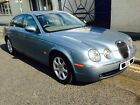 LARGER PHOTOS: JAGUAR S-TYPE 2.7 D SE V6 4dr SPARES OR REPAIR