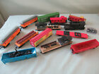 HO Scale    13 Freight Car Lot      Tyco, Bachmann, etc.