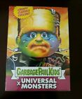Garbage Pail Kids SDCC 2019 TOPPS Super7 Universal Monsters SEALED BOX 1st Print