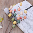 Easter Egg Tree Branch Home Decoration Painting Eggs Spring Party DIY Decor