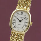 Patek Philippe Ellipse Beyer 18K Gold Handaufzug Damenuhr 4464/1 VP: 28770,- €