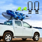 Folding Kayak Carrier J Rack Canoe Boat Surf Ski Top Roof Mount Car Truck SUV