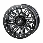 4/110 Tusk Nebo Beadlock Wheel - Fits: Suzuki King Quad 400AS 4x4 2008-2019