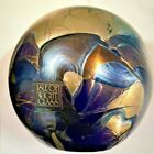 Isle of Wight Glass Large Nightscape paperweight