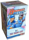 Topps 2019 Bowman's Best Baseball Factory Sealed Hobby Master Box 4 autos!!