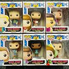 Funko Pop Saved by the Bell Vinyl Figures 4