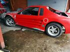 LARGER PHOTOS: Pontiac fiero v6 2.8 unfinished project, barn find, classic car