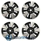 Kia Soul Machined Black 2014 2019 18 Factory OEM Wheels Rims Set
