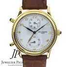 Patek Phillipe Travel Time / Incl. Papers  / 18k 750 Yellowgold / Ref: 4864J-010