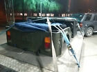 Jago Jeep Body Hotrod Offroader Kids bed upcycle with roof  doors SJ rebody