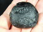 A Very Symmetrical 100 Natural Oval Shaped Tektite From China 574gr
