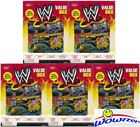(5) 2011 Topps WWE 12 Pack Value Box-WWE Champions,Power Chipz-Look for AUTO!