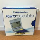 Weight Watchers POINTS Calculator 2005 Opened Box Still New WW