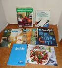WEIGHT WATCHERS DINING OUT COMPANION 2010 COMPLETE FOOD 2005 FREE STYLE LOT BOOK