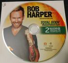 Bob HarperTotal Body TransformationDVD 2011Disc Only Free Ship No Track