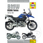 BMW R 1200 GS Spoked wheel ABS 2007 Haynes Service Repair Manual 4598