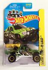 HOT WHEELS SUPER TREASURE T HUNT SANDBLASTER RUBBER TIRES ERROR 2014 OFF ROAD