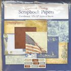 Colonial Williamsburg Scrapbook Pages 12x12 Size NIP