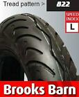 Cougar D822/805 120/90 - 10 Tubeless Front Tyre Adly Silverfox 50 (10