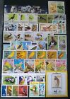 Worldwide Birds Stamp Collection MNH 15 Full Sets from 15 Different Countries