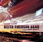 Keith Emerson Band Featuring Marc Bonilla / Tour CD