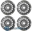 Ford Mercury Mustang Cougar 1987 1991 15 OEM Wheels Rims Set