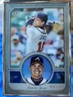 Chipper Jones Cards, Rookie Cards and Autograph Memorabilia Buying Guide 22