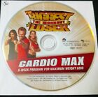 The Biggest Loser The WorkoutCardio Max DVD 2007Disc Only Free Ship NT