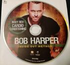 Bob Harper IOM Body Rev Cardio Conditioning DVD 2010Disc Only FS NT