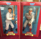 STARTING LINEUP COOPERSTOWN COLLECTION CY YOUNG And BABE RUTH ACTION FIGURES