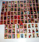 1984 Topps Indiana Jones and the Temple of Doom Trading Cards 8