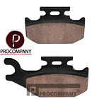 Brake Pads for SUZUKI KING QUAD LT-A750X LTA750X 750 AXI 2008 2009 2011