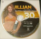 Jillian Michaels Ripped In 30 DVD 2011Disc Only Free Ship No Tracking