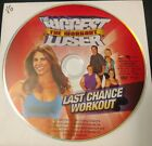The Biggest LoserLast Chance Workout DVD 2009Disc Only Free Ship NT