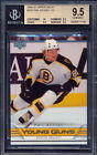 2006-07 Upper Deck Young Guns #204 Phil Kessel Rookie Graded BGS 10-9.5-9.5-9.5