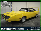 1970 Plymouth Road Runner 1970 Plymouth SUPERBIRD 21186 Miles Used A