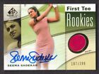 2012 SP Game Used Golf Cards 25