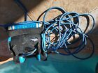used Dolphin Triton Robotic Pool Cleaner for parts