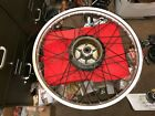 1973 74 HONDA Elsinore CR250M FRONT WHEEL DID 21