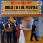 The New York Pops Goes to the Movies (CD) - **DISC ONLY**