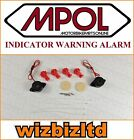 Keeway 250 Landcruiser 2007-2008 [Indicator Warning Alarm] [2x 85db Speakers]